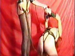 BDSM, Big Boobs, Mature, Russian, Strapon