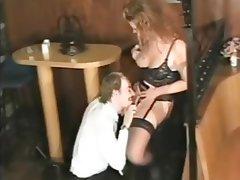 German, Group Sex, Lingerie, Mature, Stockings