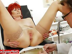 Amateur, Mature, Medical, Redhead