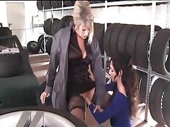 BDSM, Mature, MILF, Piercing