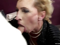 Anal, Creampie, Granny, Mature, Old and Young