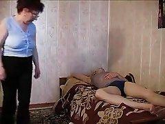Granny, Mature, Russian