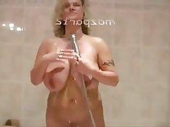 Mature, Shower