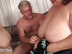 BBW, Big Boobs, Group Sex, Big Butts, Orgy