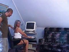 Anal, Big Boobs, Granny, Masturbation