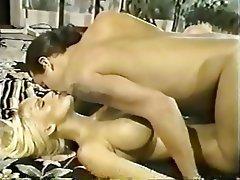 Blonde, Cumshot, Pornstar, Vintage
