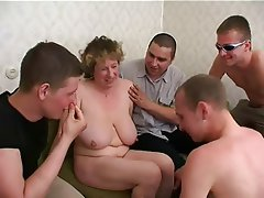 Girl eating cock and pussy