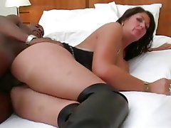 Interracial, MILF, Pornstar