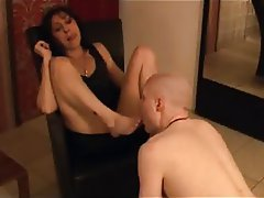 BDSM, Brunette, Hardcore, Mature, Old and Young