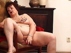 Big Boobs, Big Butts, Granny, Masturbation