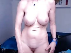 Big Boobs, Granny, Mature, Webcam
