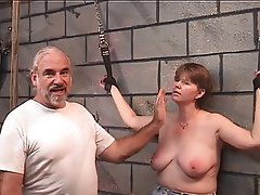 BDSM, Brunette, Mature