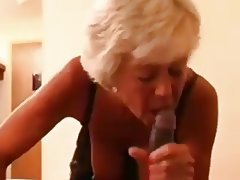 Blonde, Granny, Interracial, Mature, Old and Young
