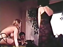 Hairy, Pornstar, Threesome, Vintage