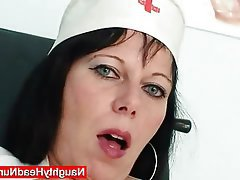Close Up, Masturbation, Mature, Medical