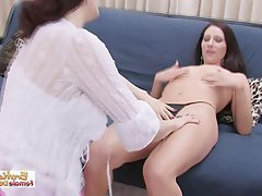 Femdom, Lesbian, Mature, MILF, Old and Young